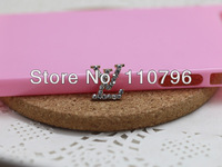 Free Shipping 20pcs/lot 13*13mm Full Diamond Brand LOGO Mobile Phone Case Jewelry Beauty Alloy mobile phone decoration