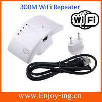 Wireless-N Router AP Repeater Client Bridge IEEE 802.11 b/g/n 300Mbps EU Plug Mini outdoor Antenna WiFi Transtimmer DropShipping