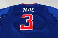 #3 Chris Paul men christams day jersey,M-3XL.