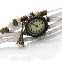 Free Shipping New Hot Sales 8Colors Famous Branded Women & Lady Watch Bracelet Crystal Diamond Wrist Watches