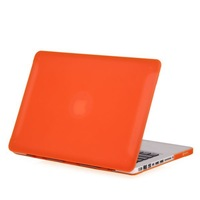 9 Colors Rubberized Frosted Surface Matte Hard Case Cover For MacBook Pro13 Free shipping