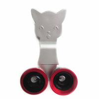 3 in 1 clip lens for universal mobile phones  Catlens
