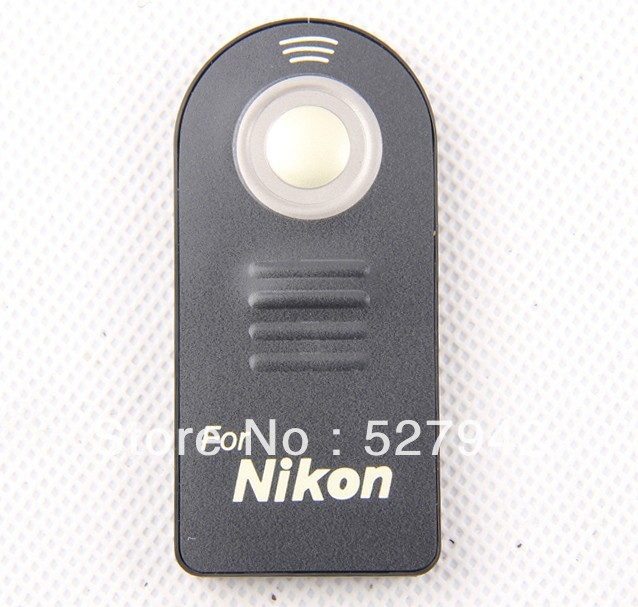 DW-2012 Wireless Remote Shutter Release For Nikon D90/D80/D70/D70s/D60/D40/D40X/P6000/D5000/D3000+Free shipping(China (Mainland))