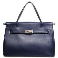2015 NEW Designer Fashion Elegant Genuine Leather Women Handbags Brand First Layer Leather Ladies Shoulder Bags Free Shipping