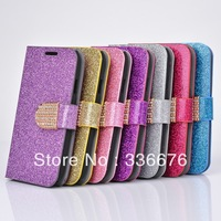 Free Shipping  for Samsung galaxy s3 i9300  Glitter Cover Case  5pcs/lot