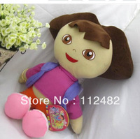 Free shipping Dora the explorer 18cm plush doll Toy wholesale