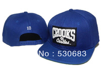 Crooks&Castles Snapback hat most popular men&women 3 colors cotton sport baseball cap hip hop caps!Free shipping