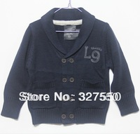 Wholesale !Spring autumn new 2014 brand baby clothing girls boys unisex cardigan kids outerwear clothes children sweater BMY-298