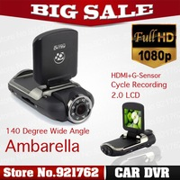 Free shipping DM500 Full HD 1080P 2.4 Inch 5MP CMOS Car Camcorder Vehicle DVR Camera Recorder