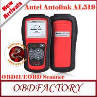 New 2014 Autel AutoLink AL519 OBDII/EOBD Auto Code Scanner Tools Electric obd2 Auto Diagnostic Tool