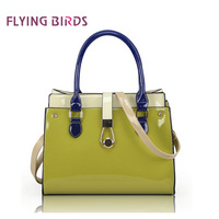 FLYING BIRDS! new arrive hot selling shoulder pouch Messenger bag  women  leather handbag 2014  LS1166