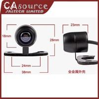 Car Rear View Parking Color DVR Camera CCD Car Reverse Backup Waterproof Drive Camera 170 Degree Wide Angle 30PCS DHL Free Ship
