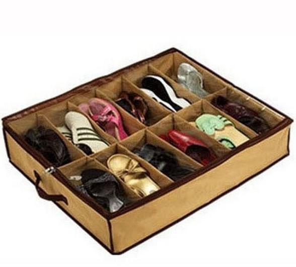 Achetez en gros bo te chaussures en plastique en ligne - Boite de rangement plastique sous lit ...