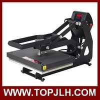 Semi auto T-shirt printing machine heat tramsfer
