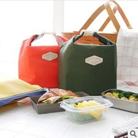 2013 3pcs/lot portable multifunctional thermal lunch bag ice cooler handbag for picnic free shipping traveling bags in bag