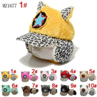 Kids Earmuff, Hat set/Five-pointed star  Pattern Kids Earmuff,Hats Set  Winter Boy Girl Hats Keep Warm 10 Colors in stock