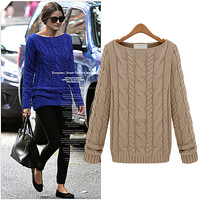 Free Shipping autumn winter beading vestidos beading plus xxxxl wool casual dress big size women clothes DM132096