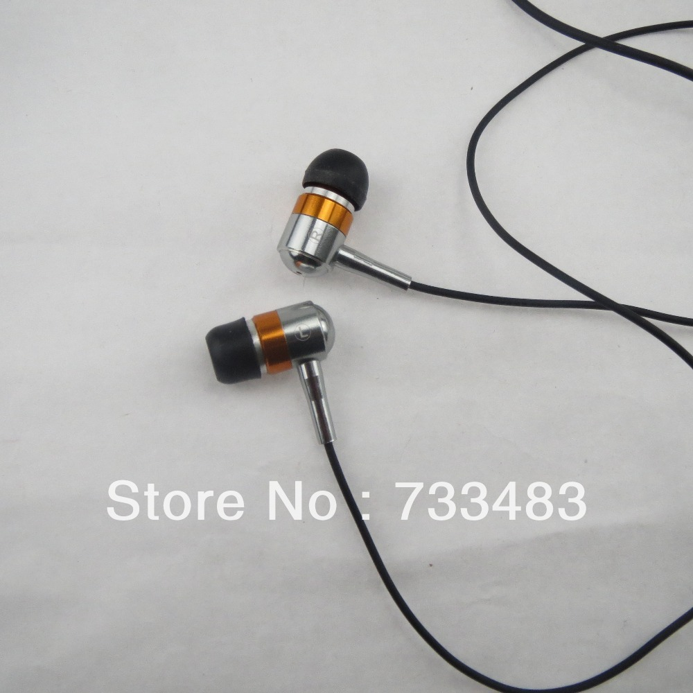 Free shipping mobile phone headphones ear headset earphones high quality(China (Mainland))