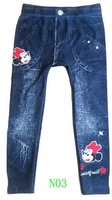 Muti-color Baby girls pants kids children girls trousers princess casual girl pants 1209 sylvia 1020881069