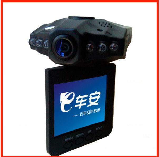 E car driving recorder hd 1080p mini wide angle night vision infrared car dv(China (Mainland))