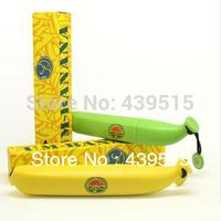 10pcs one pack novelty design 3 folding banana umbrella for decoration umbrellas
