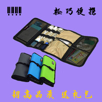 New arrival digital data cable bag storage  hard drive  digital products finishing   multifunctional accessories bag