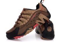 Waterproof hiking shoes sneakers slip breathable running shoes men shoes