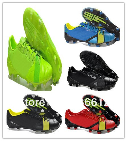 7colors NC Soccer Shoes for Men's Outdoor Ball Sportswear 2014 Hotsale FG Athletic Shoe US6.5-12Size Dropship(China (Mainland))