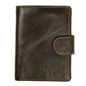 Новое специальное ретро практическая Нефть воском кожаный бумажник кожа натуральная ...