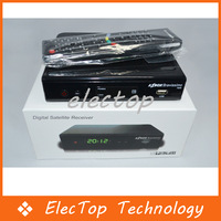 Free shipping Original Azbox Bravissimo Satellite Receiver Twin Tuner for Nagra3 South America