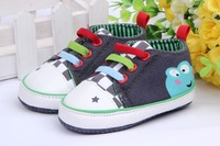 0-1 year old baby first walker,Autumn elastic strap baby shoes