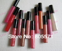 120pcs New 12 Colors Makeup Beautiful Lipgloss With English Color 1.92g ! Free Shipping !