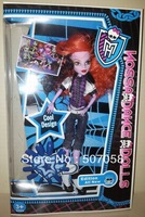 FEDEX free shipping 9inch luxury articualted monster high dolls (120pcs a lot)