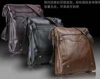Business inclined shoulder bag handbag boutique male bag shoulder bag briefcase bag fashion shop simply men's bags