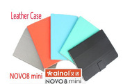 High Quality PU(Leather) Protective Standard Case Cover For Ainol Novo8 mini 7.85 Inch Tablet PC