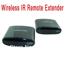 200m Wireless 2.4GHz IR Remote Extender For Receiver and Transmitter Re-Transmitter AV TV Audio Vedio Sender Free Shipping(China (Mainland))