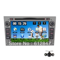7 inch In Car DVD GPS Navigation For OPEL/Vauxhall  Corsa Antara Vectra Zafira Astra Meriva Vivaro Support 3g ,DVR +Free Camera