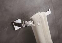 Modern Fashion Bathroom Towel Ring  304 Stainless Steel Bathroom  Towel Ring Mirror Polishing 65 004