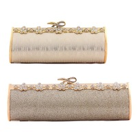 New bags Geometric patterns Diamond New Girls Handbags Women Evening designer Clutch Purse Bags Wedding Party Bag  5458