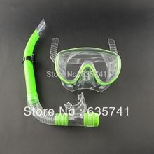 Swimming Scuba Pro Anti-Fog Goggles Mask Dive Diving Glasses Snorkel  Free Shipping(China (Mainland))