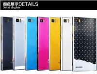 New Arrival xiaomi 3 metal back cover case a274