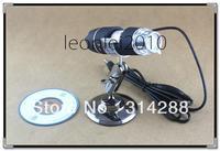 200X 2MP 8-LED Zoom USB Digital Microscope Windows XP/Vista/7/8 & Mac