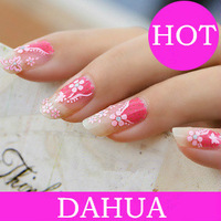Hot Sale New Japanese Nail Stickers Beautiful Pattern Nail Art Nail Stickers Decal,HD001-4311 Free Shipping Wholesale