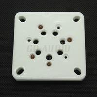 4pcs 7pin Ceramic tube socket for Russia GM70,GM-70,74