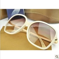 Luxury recommended 3182 sunglasses women's big frame glasses 76 - 90
