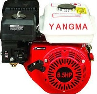 Air cooled 4 stroke 2.3hps gasoline engine YM154F