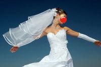 New 2-Tier White Noble Elegant Bridal Wedding Veil Satin Edge ribbon edging bat style plus comb