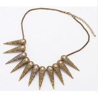 Колье-цепь 1pcs/lot New sweater chain Jewellry s Lions Pendant Choker necklace