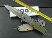 Free Shipping NEW SOG G10 handle Pocket Folding knife FA02