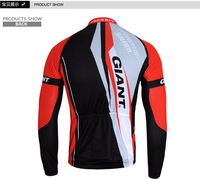 2013New   Bicycle Bike Team Sport Cycling Jersey S-3XL 3D coolmax padding bib long sleeve pants and clothes